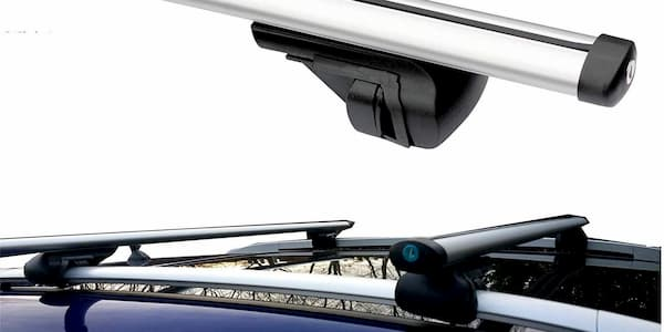 como elegir las barras de techo del coche